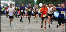 Les 20km de Bruxelles avec la .be Team