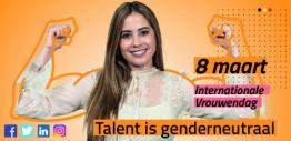 Talent is genderneutraal