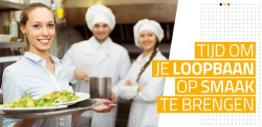 De FOD zoekt keukenmedewerkers