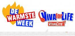 Viva for Life en Warmste Week: 557 maal bedankt!