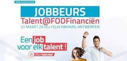 Talent@FodFinanciën – Felix Pakhuis 22/03/2018