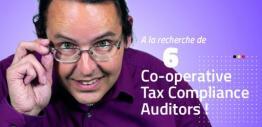 Envie d'un nouveau challenge ? Rejoignez notre équipe Co-operative Tax Compliance !